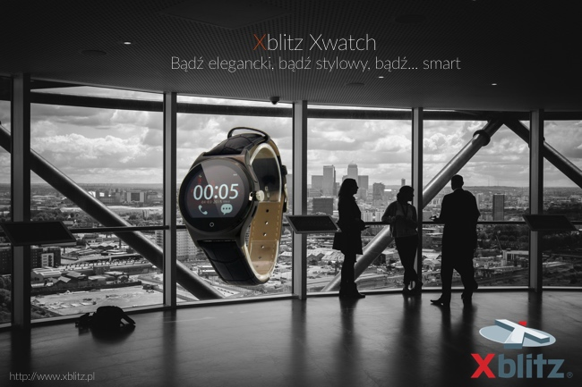 Xblitz X Watch